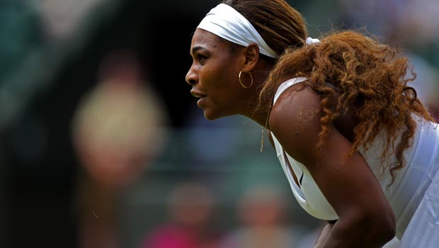 Serena Williams hoping for US comforts