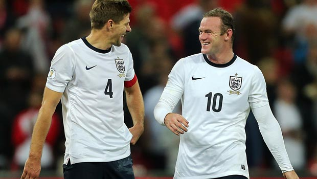 Wayne Rooney appointed England captain