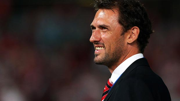 Tony Popovic dismisses Crystal Palace link