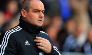 Steve Clark West Bromwich Albion manager