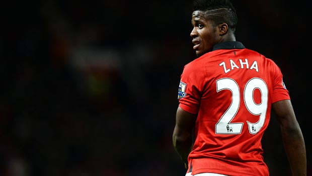 Fresh Manchester United start for Wilfried Zaha