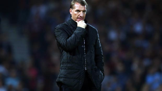 Liverpool manager Brendan Rodgers makes title admission