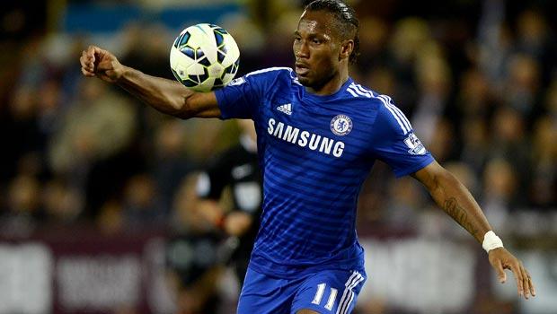 West Ham striker Diafra Sakho grateful for Didier Drogba tips