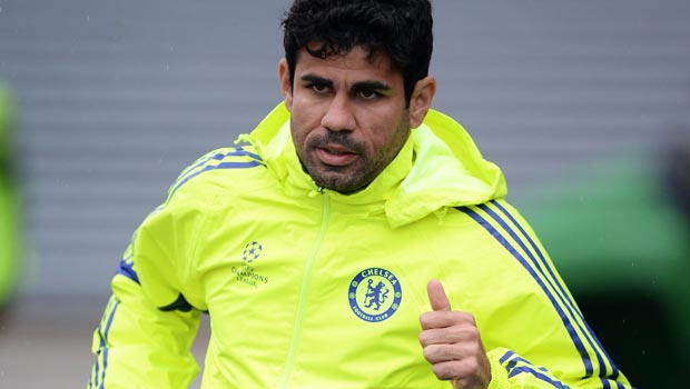 Sporting Lisbon chance for dangerman Diego Costa