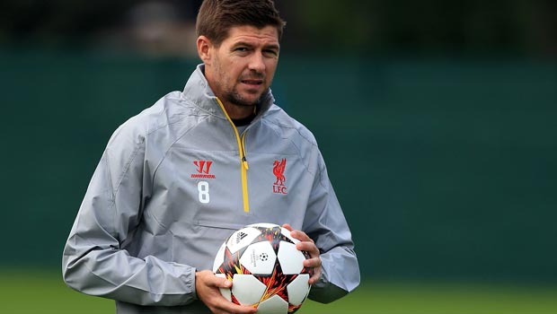 Liverpool captain Steven Gerrard highlights Anfield advantage