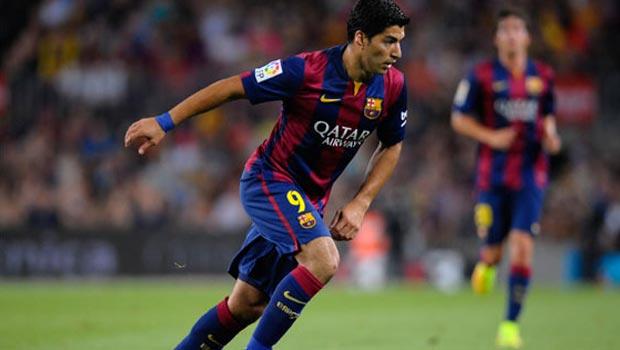 Barcelona: Luis Suarez available for El Clasico