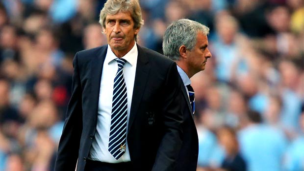 "Manuel Pellegrini takes aim at ""small team"" Chelsea"