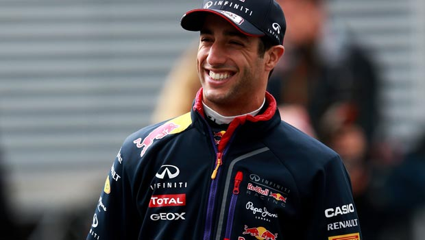 Patience the key for Red Bull driver Daniel Ricciardo