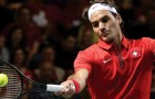 Roger Federer elated to help Swiss into final
