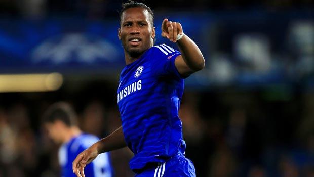 Didier Drogba praises Chelsea winning culture