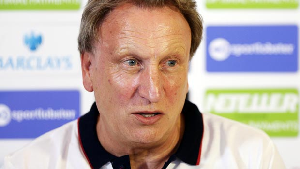 Crystal Palace boss Neil Warnock charged with misconduct