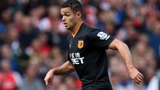 Hull City loanee Hatem Ben Arfa feeling pressure to perform