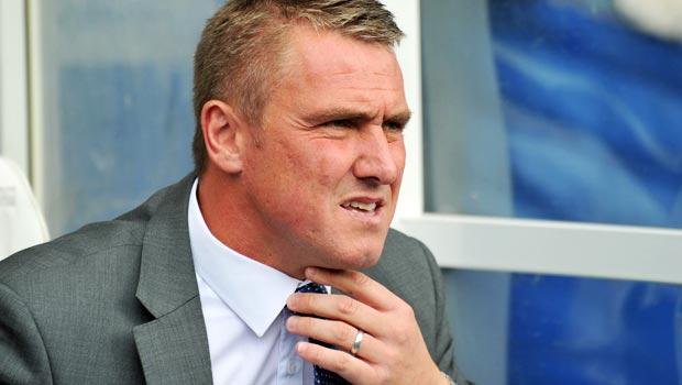 Lee Clark new Blackpool boss
