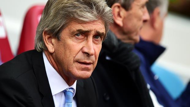 Manchester City concern for Manuel Pellegrini