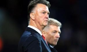 Louis Van Gaal hails Man United's West Brom display