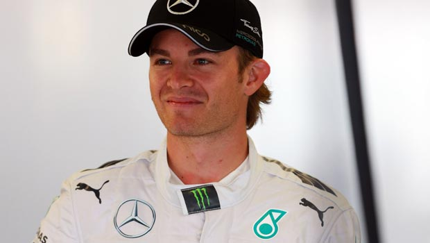 Mercedes driver Nico Rosberg up for world title tussle