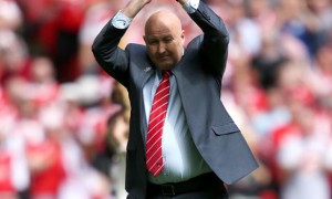 Russell Slade Leyton Orient manager