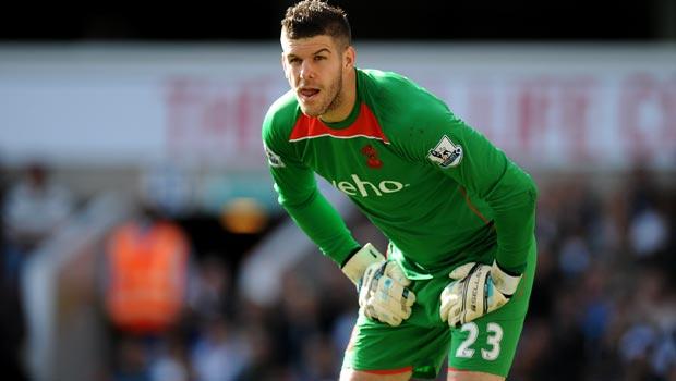 Southampton goalkeeper Fraser Forster delighted with start