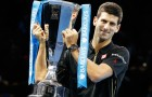 ATP World Tour Finals: Novak Djokovic ends year on top of the world