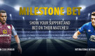 Show your support and Bet on their Matches – Dafabet Milestone Bet
