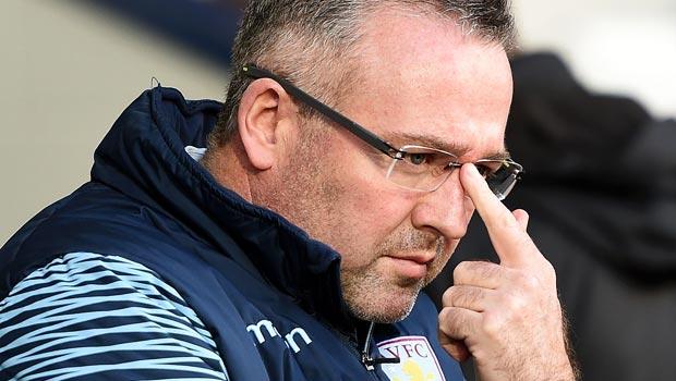 Aston Villa boss Paul Lambert turns to the kids