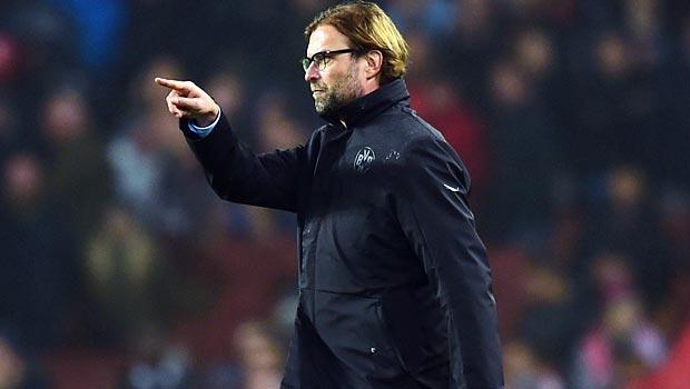 Borussia Dortmund manager Jurgen Klopp keen to build