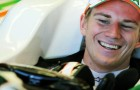 Force India F1 driver Niko Hulkenberg 'satisfied' with 2014 performance