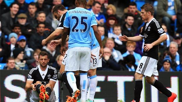 Jay Rodriguez blow rocks Southampton