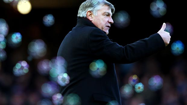 West Ham manager Sam Allardyce 'comfortable' with contract situation