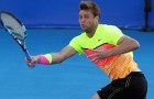 American youngster Ryan Harrison eyes top spot