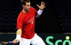 Andy Murray expects tough Davis Cup battle