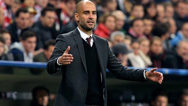 Pep Guardiola insists he's staying at Bayern Munich