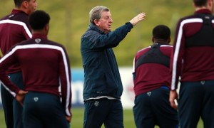 England manager Roy Hodgson prepared for Lithuania visit