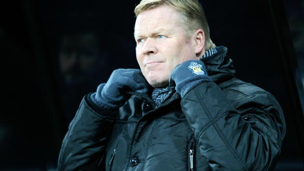 Southampton boss Ronald Koeman relieved to return to winning ways