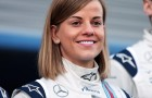 Susie Wolff to continue as Williams test driver