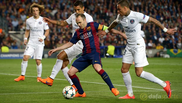 Barcelona ace Andres Iniesta wants domestic improvement