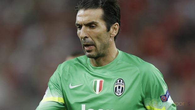 gianluigi buffon juventus goalkeeper - photo #47