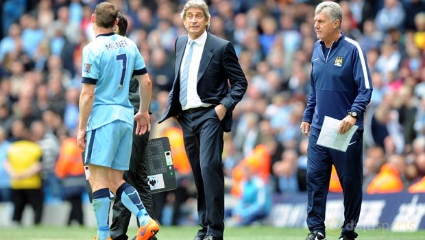 Manuel Pellegrini wants Manchester City response