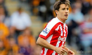 Stoke City forward Bojan Krkic