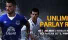 GET UNLMITED REBATES ON ALL OF YOUR MIX PARLAY BETS, WINNING OR LOSING!