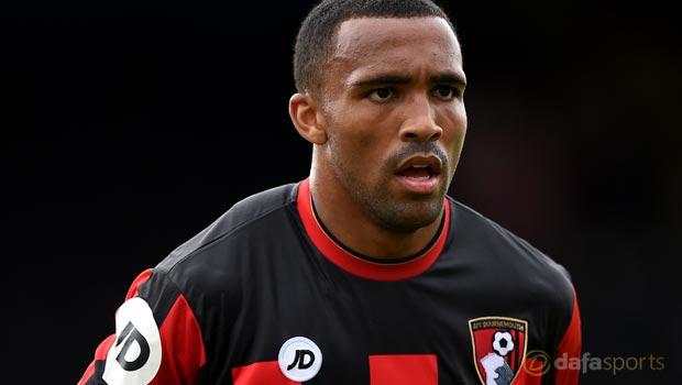 Bournemouth striker Callum Wilson eyes more success