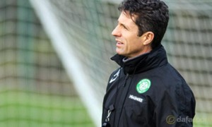 John Collins keeping Bhoys grounded