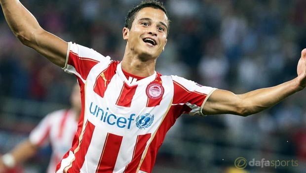 Stoke City chief executive Tony Scholes revels in Ibrahim Afellay deal