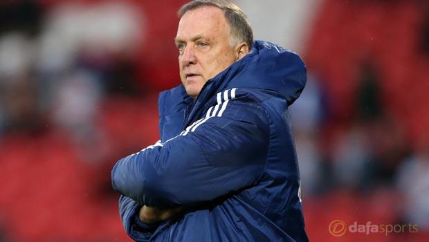 Sunderland boss Dick Advocaat scrambling for positives