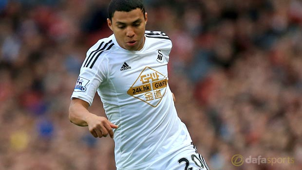 Swansea City winger Jefferson Montero ready for new season