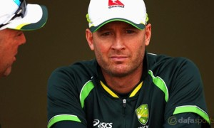 Australia captain Michael Clarke Ashes 2015 Cricket