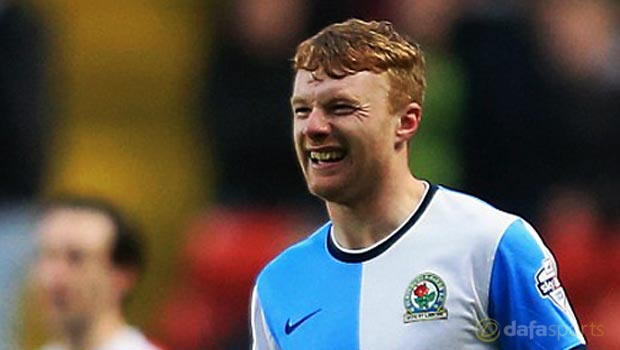Blackburn midfielder Chris Taylor to miss start of Championship campaign
