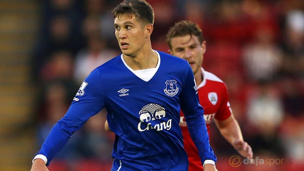 Everton boss Roberto Martinez refuses to sell John Stones