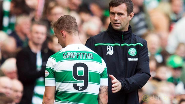 Celtic boss Ronny Deila allays Leigh Griffiths injury fears