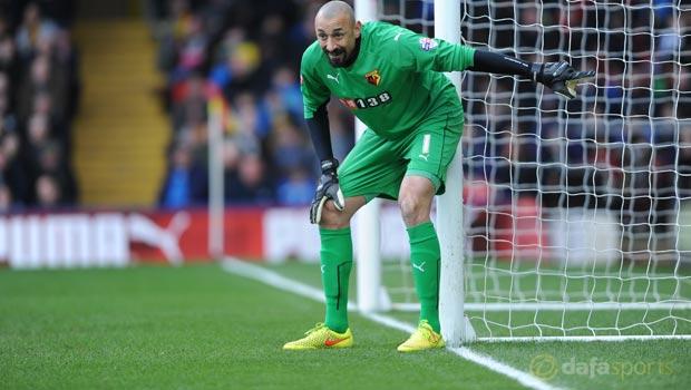 Watford goalkeeper Heurelho Gomes confident of survival